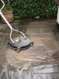 Driveway Cleaning Fife:Patio Clean and  Edinburgh: Roof Cleaning image
